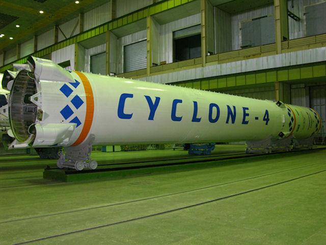 КБ Южное будет запускать ракеты Циклон 4М в Канаде