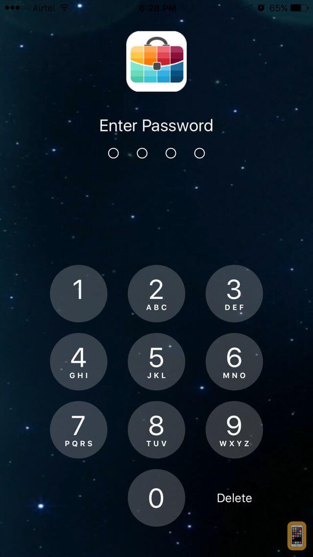 Как скрыть фото на iPhone? И еще два интересных приложения