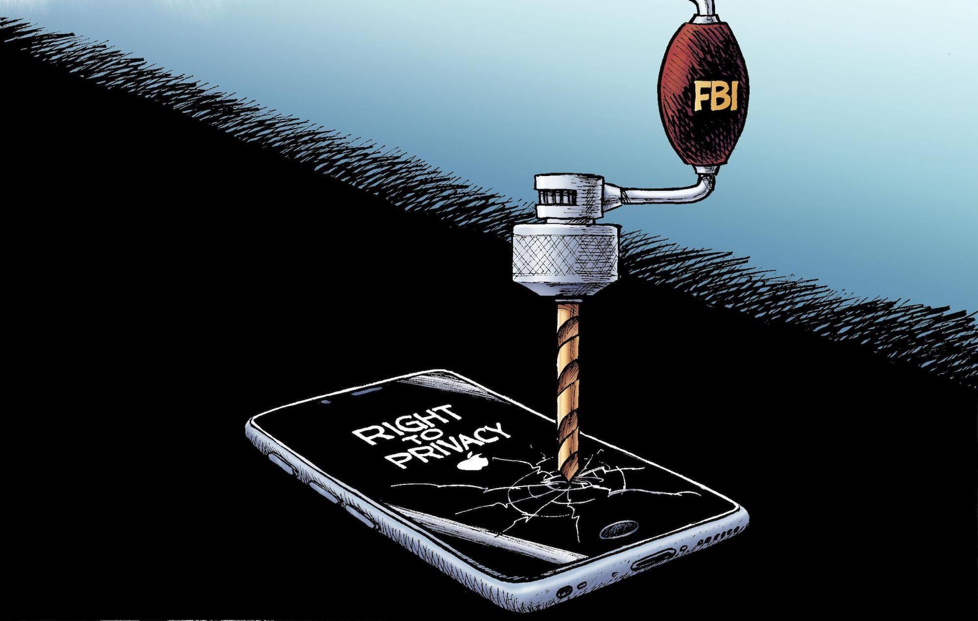 Генпрокурор США потребовал от Apple позволить спецслужбам взламывать iPhone