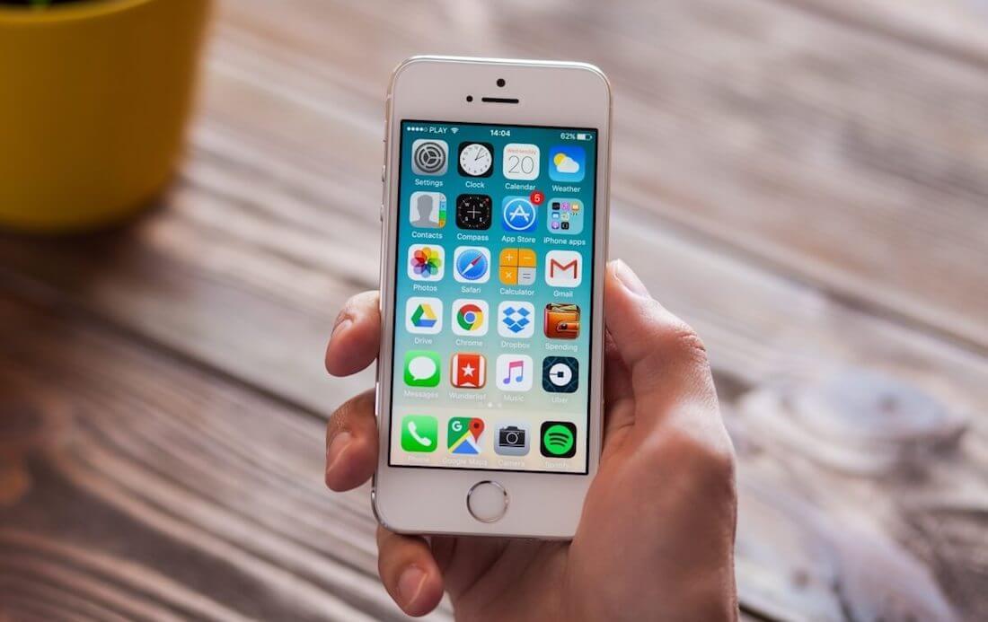 iPhone SE 2 получит Touch ID в боковой кнопке?