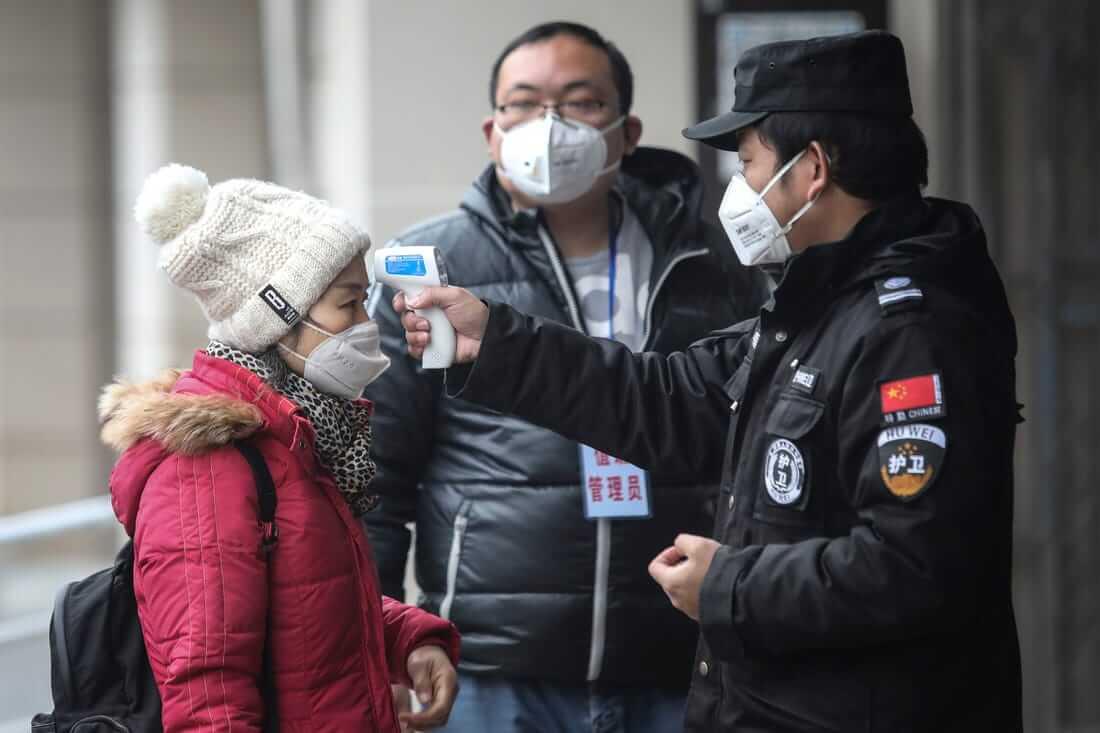 Как китайский коронавирус отразился на Apple