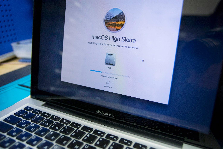 Возвращаем к жизни старый MacBook Pro: два SSD, полная чистка и не только