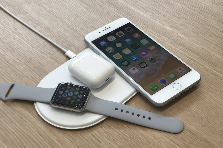 Apple выпустит компактную версию AirPower в этом году