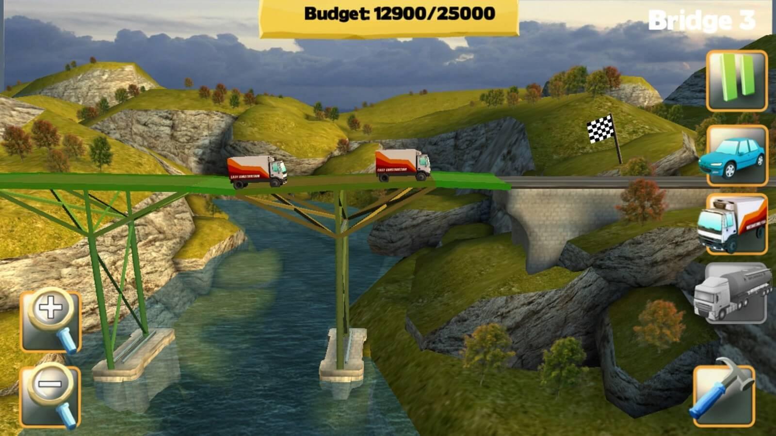 Конструктор мостов и плеер для айфона: скидки в пятницу 24 января