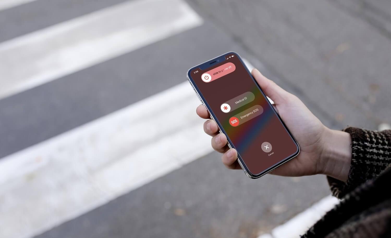 iPhone смогут подавать сигнал бедствия без сотовой сети