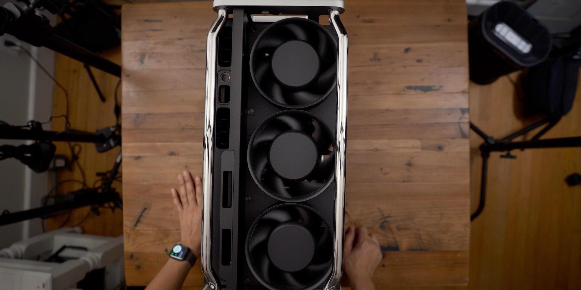 Это эпическое обновление Mac Pro стоит 500 тысяч рублей — в 5 раз дешевле, чем у Apple