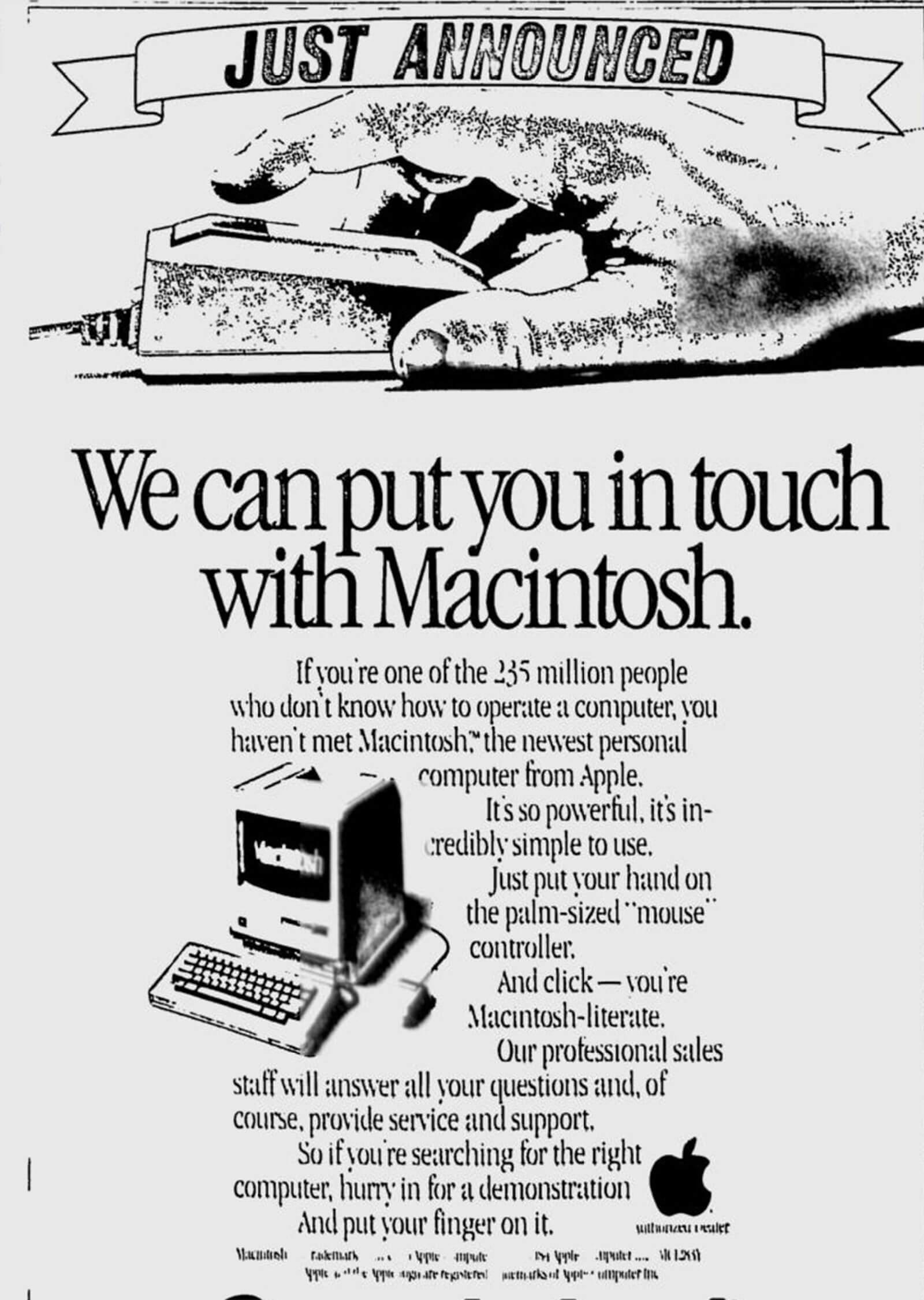 36 лет назад появился первый Mac. Как это было?