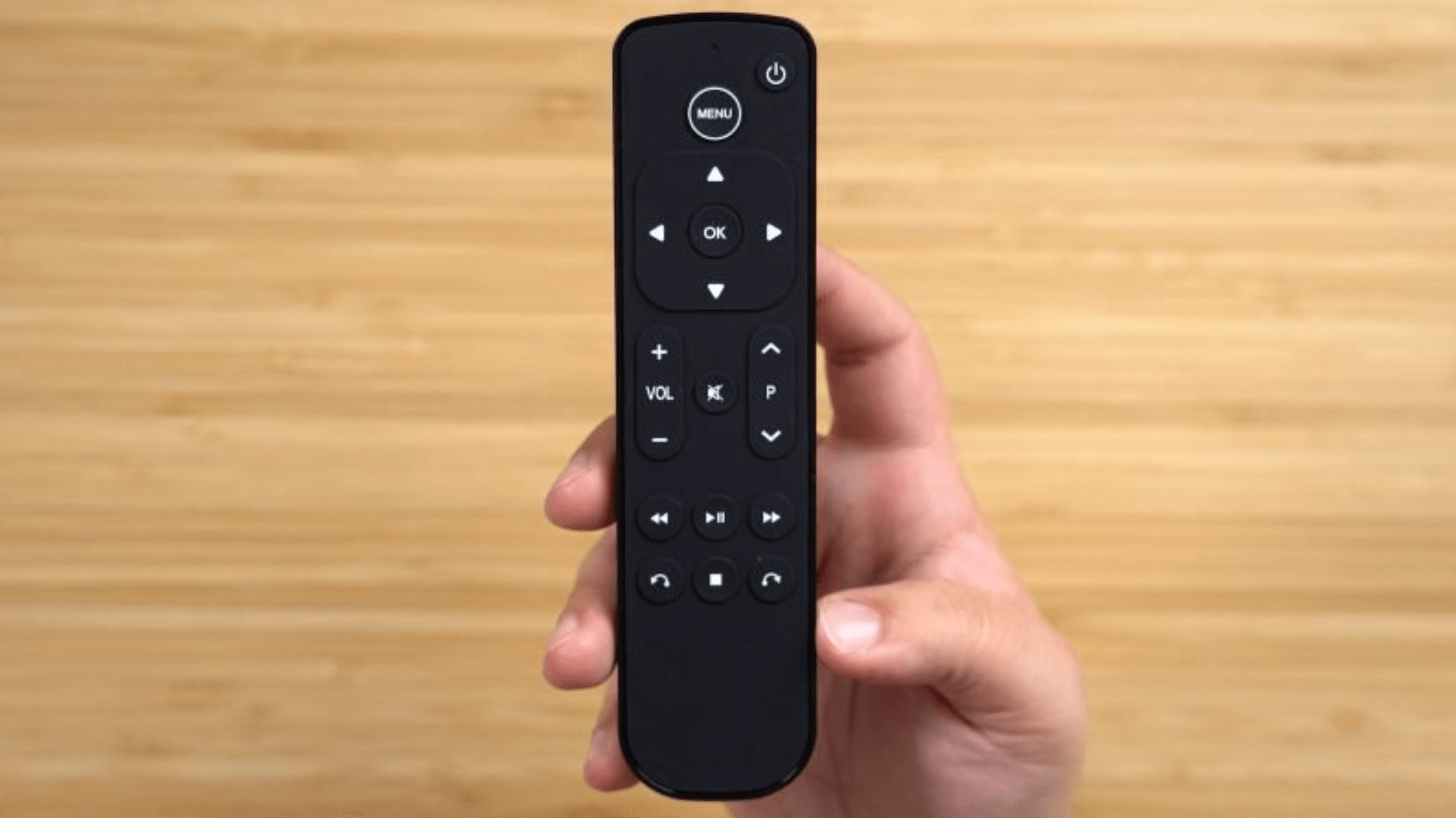 Siri Remote против Salt Remote