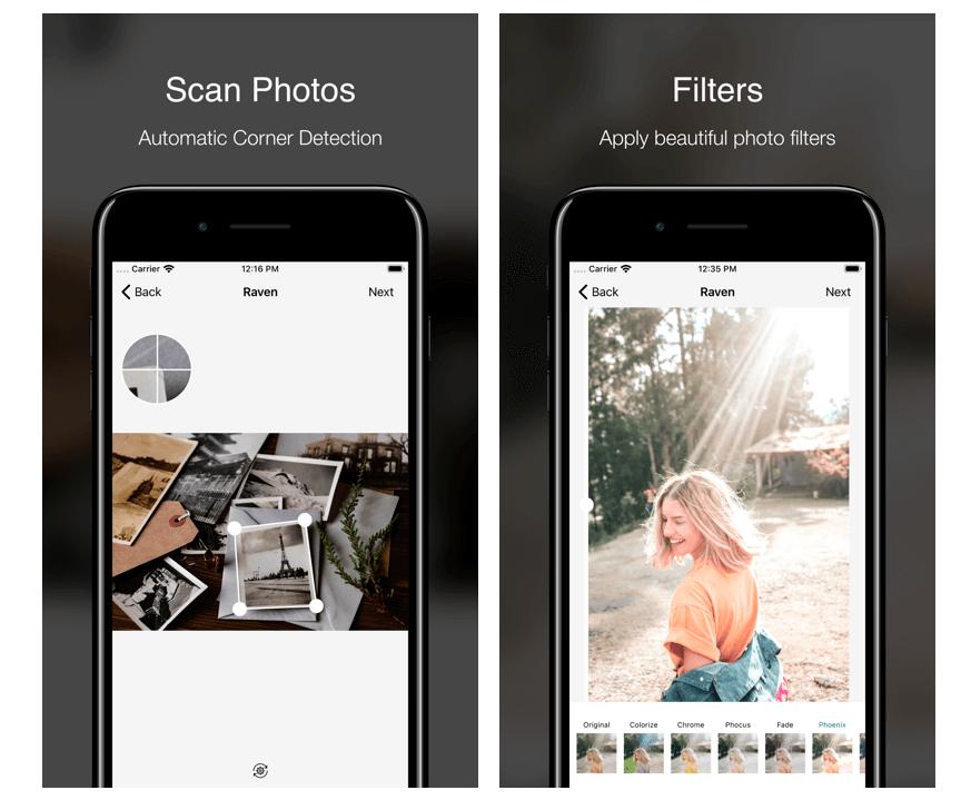 Как оцифровать фотографии с помощью iPhone