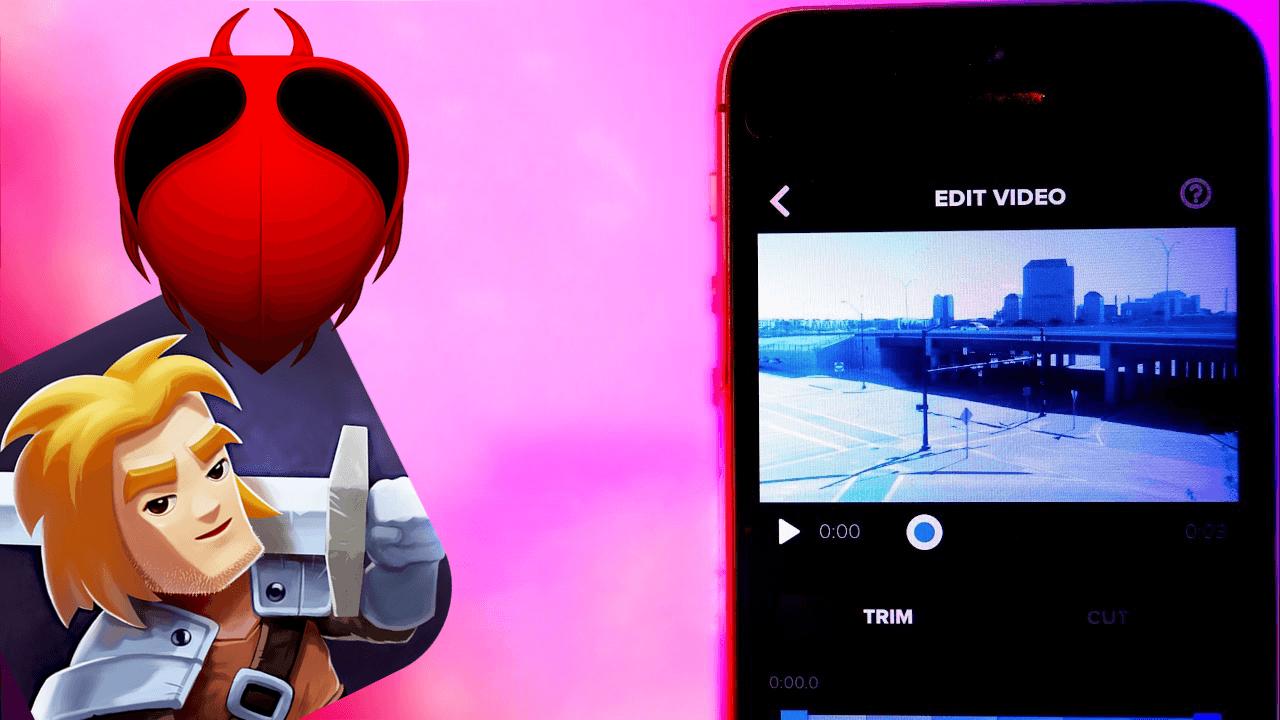 Конвертер видео, инди-игра и мобильная стратегия: скидки в App Store