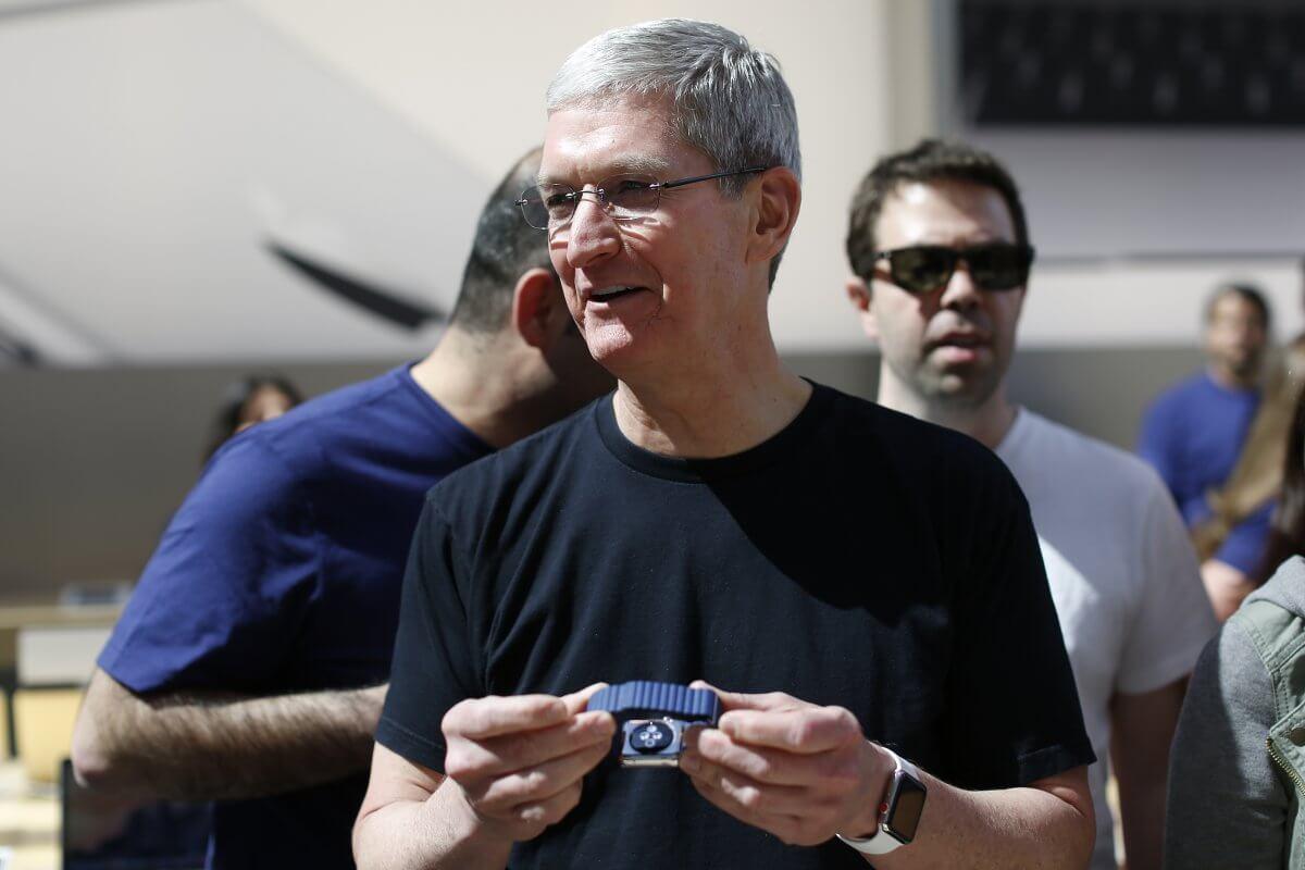 Что на самом деле скрывается за успехом Apple Watch