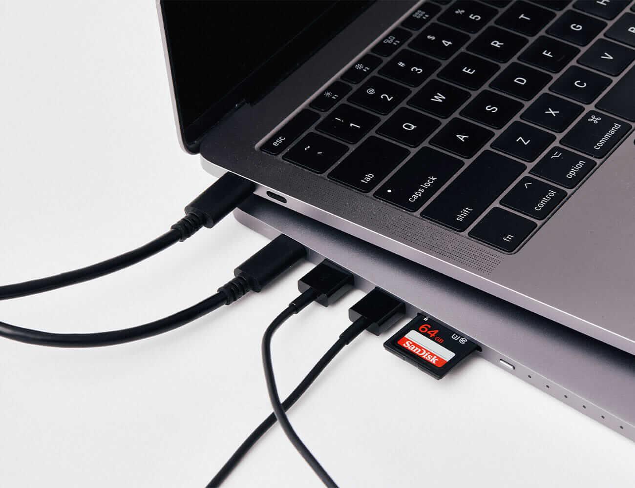 Это самый интересный аксессуар для MacBook Air и MacBook Pro