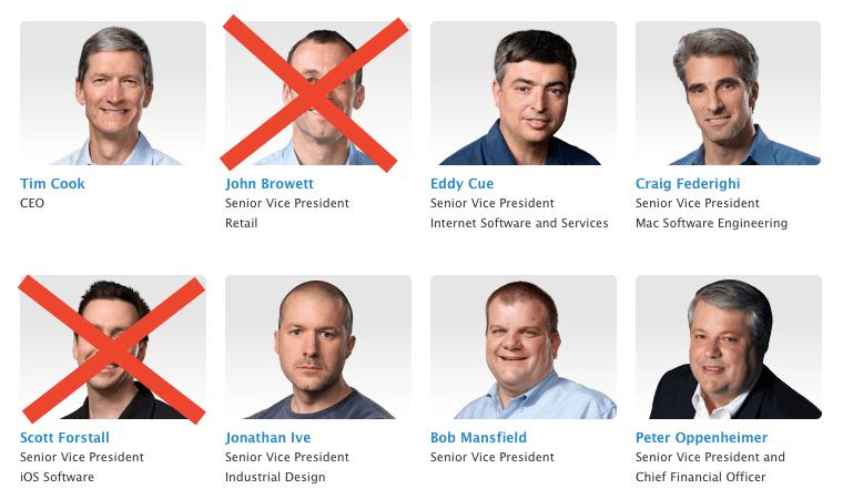 Почему из Apple уходят ключевые сотрудники?