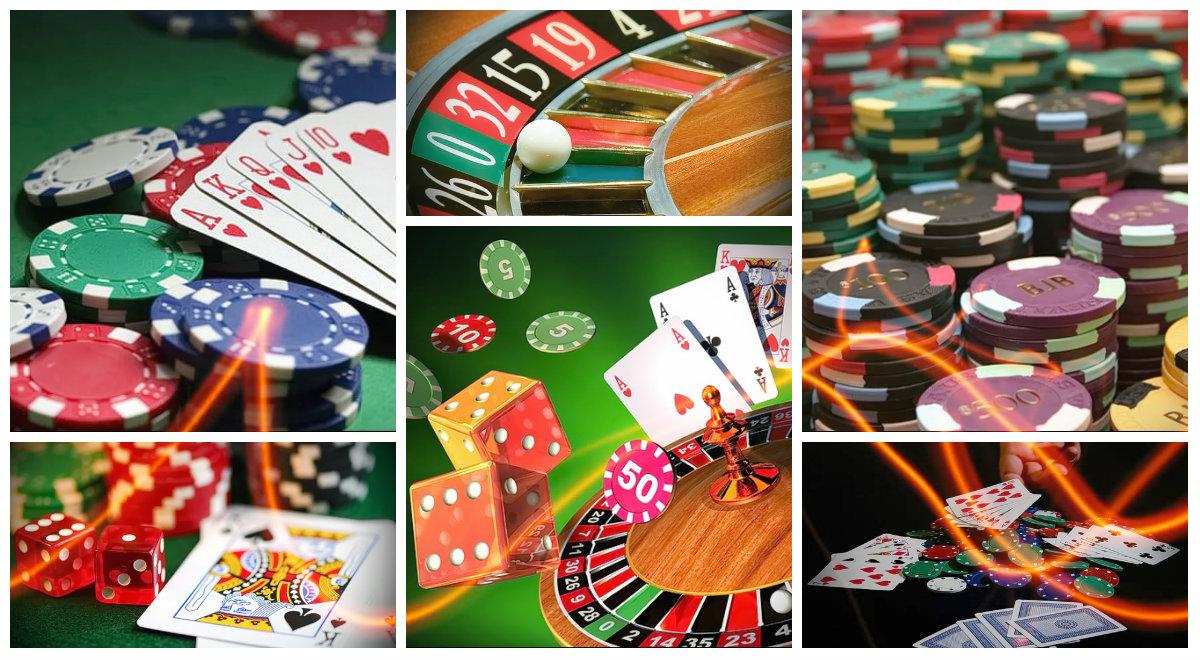 Азартные развлечения в сети