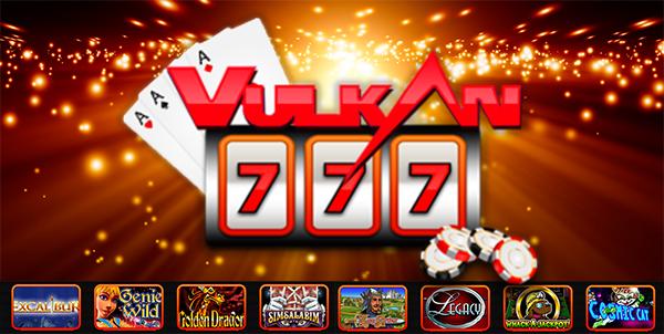 Виртуальный клуб Vulcan 777