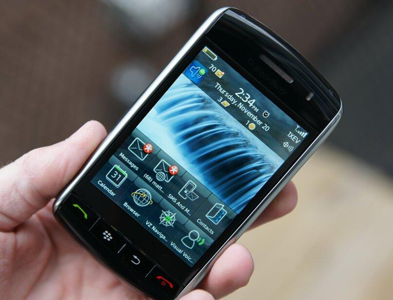 А вы еще помните, что такое BlackBerry?