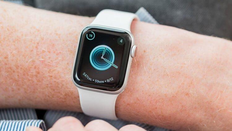 Apple выпустила watchOS 6.1.3 и watchOS 5.3.5 для старых Apple Watch