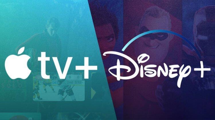 Почему у  Apple TV+ могут быть проблемы из-за ухода главы Disney