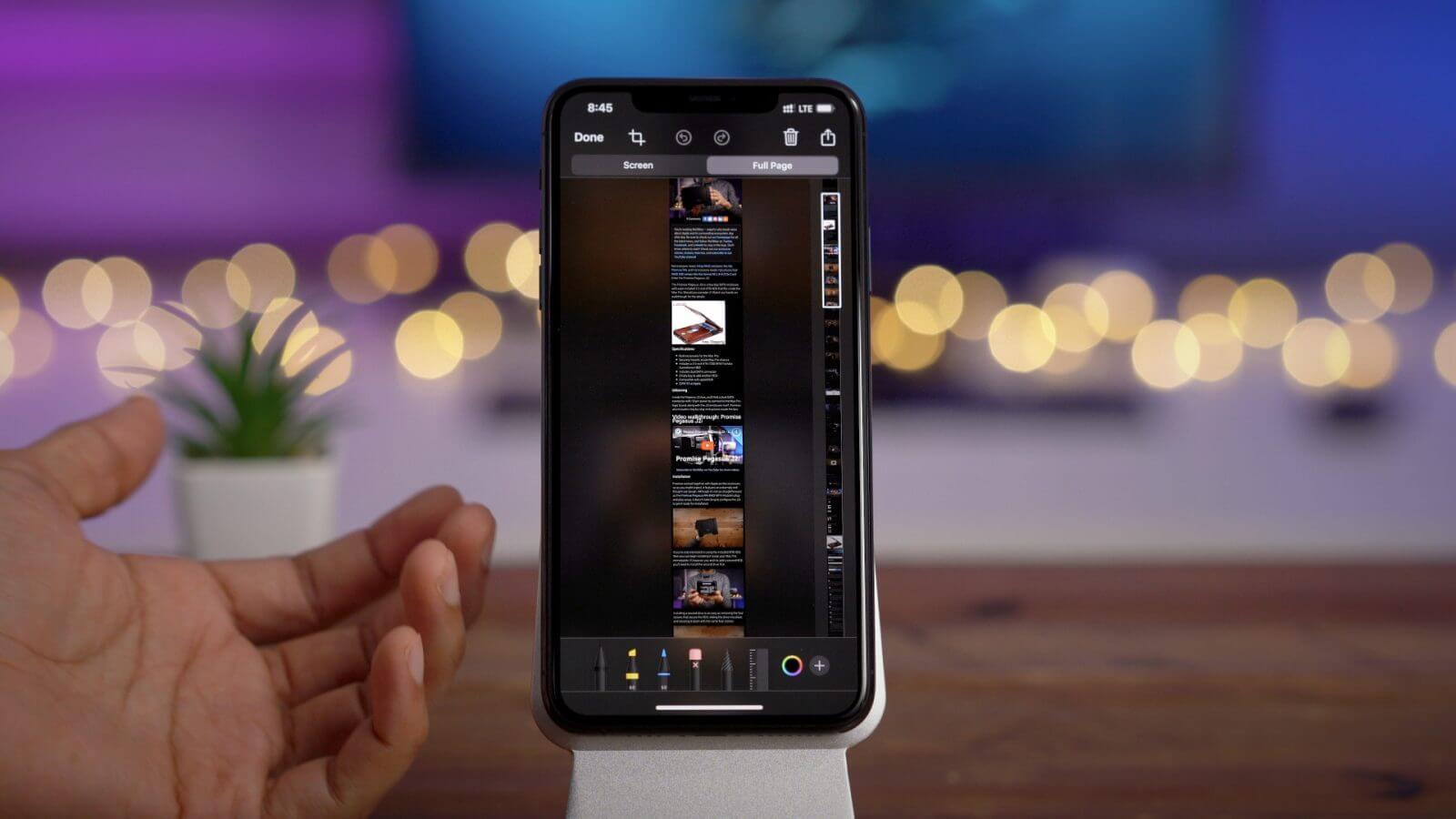 Apple выпустила iOS 13.4 beta 1 для разработчиков