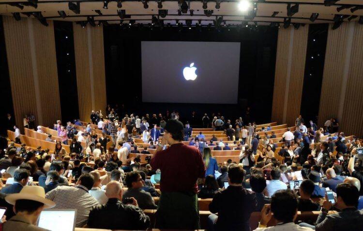 Apple рассказала о будущем iPadOS, контенте в Apple TV+ и отношениях с властями