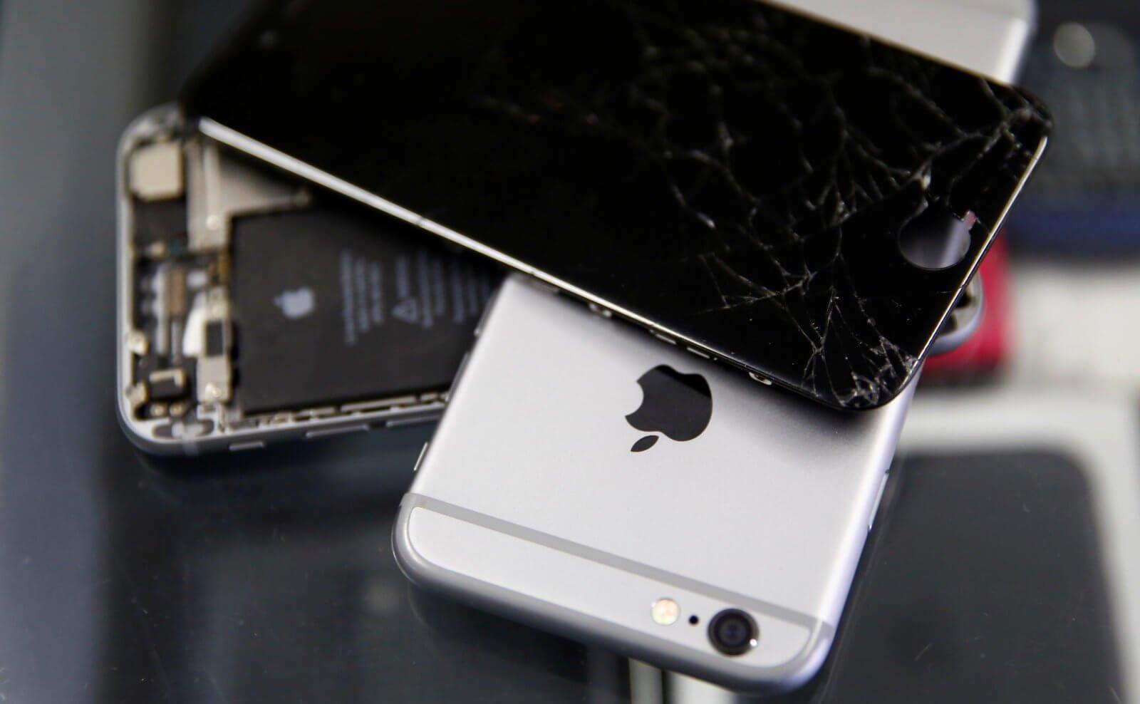 Частные сервисные центры сами отказываются покупать запчасти у Apple