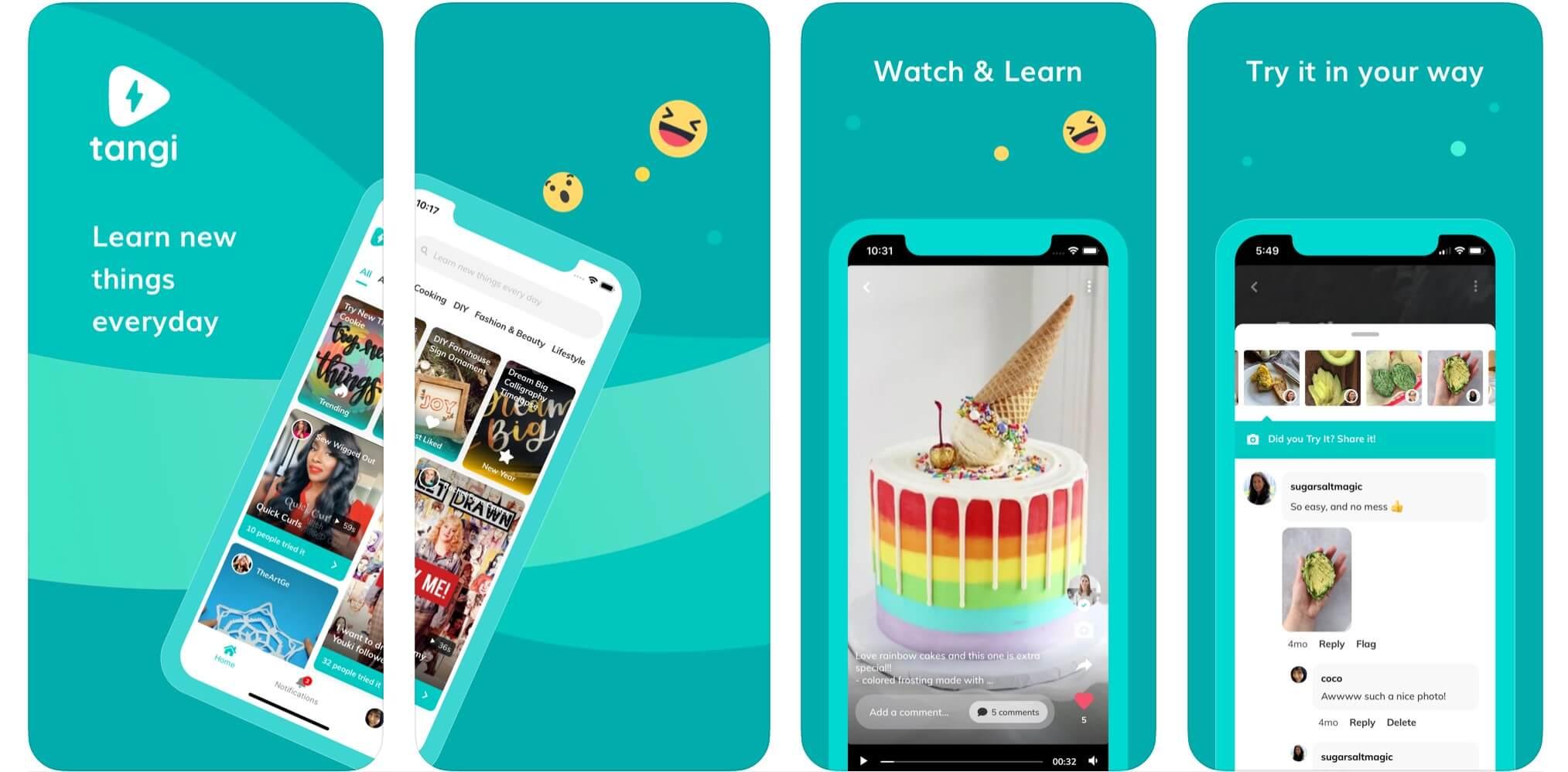 Google выпустила аналог TikTok для iOS
