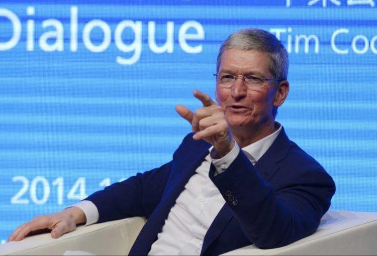 Тим Кук рассказал о финансовых проблемах Apple из-за коронавируса