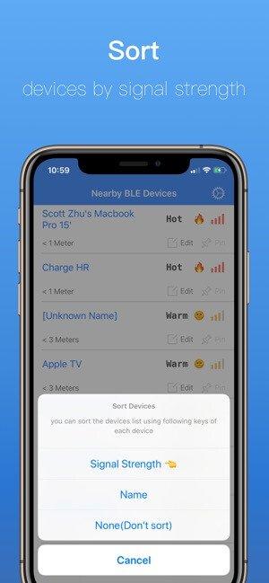 Бесплатный диктофон и поиск по Bluetooth: приложения для вашего iPhone