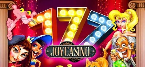 Joycasino 777 — на настоящие деньги