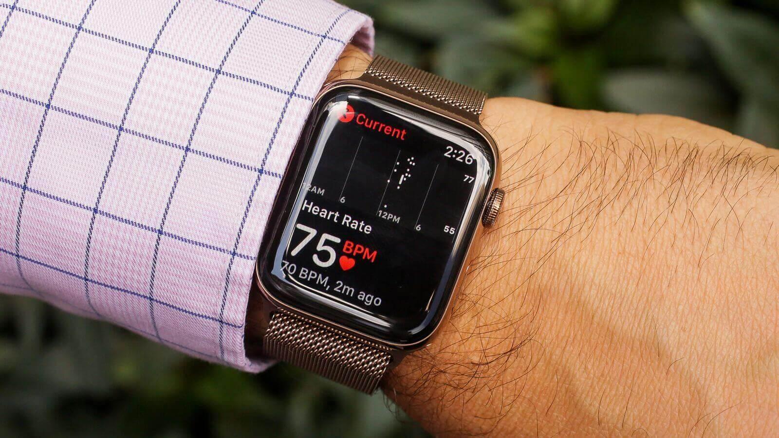 Как Apple Watch, возможно, спасли мне жизнь