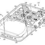 Apple изобрела iPhone, корпус которого — один сплошной дисплей