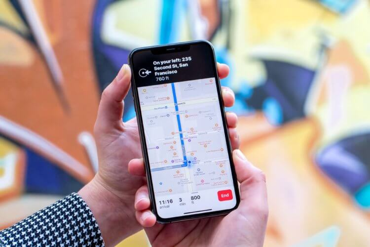 Apple раскрыла планы по улучшению Apple Maps