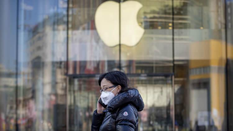 Как Apple борется с коронавирусом