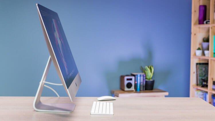 Чего я жду от нового iMac 2020