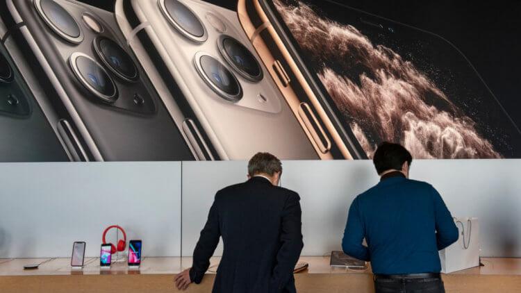 Почему производство iPhone восстанавливается, но проблемы остаются