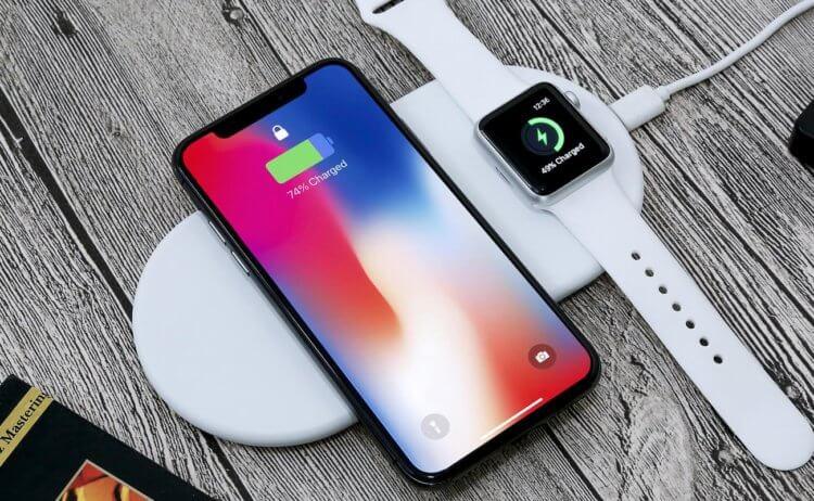 AirPower 2.0? Apple с нуля создаёт свою беспроводную зарядку