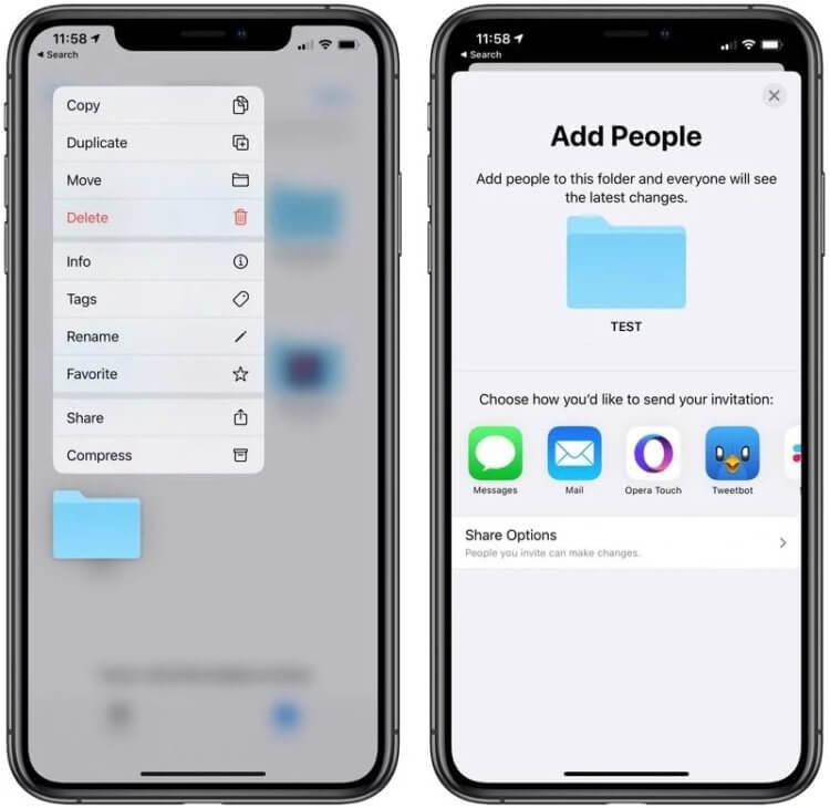 Apple выпустила iOS 13.4 с поддержкой трекпадов, новым курсором и общим доступом к iCloud