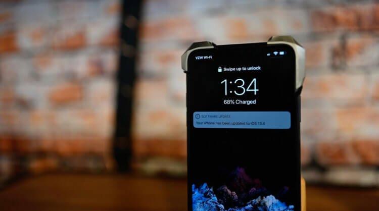 Apple выпустила GM-версию iOS 13.4 для разработчиков