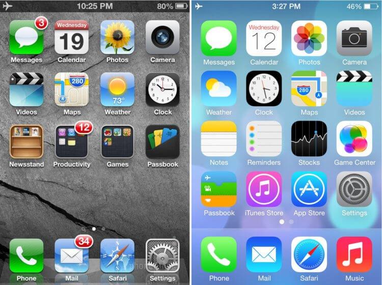 Как будет выглядеть iOS 14?