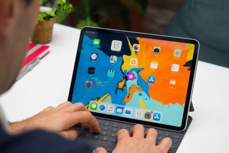 Почему я выберу MacBook Air вместо связки iPad Pro и Magic Keyboard