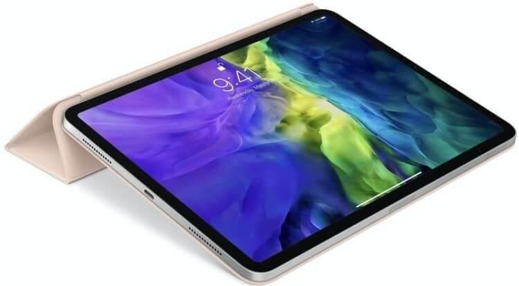 Какие аксессуары для iPad Pro обновила Apple