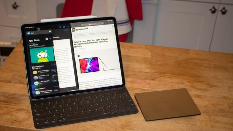 Почему вам стоит установить iPadOS 13.4