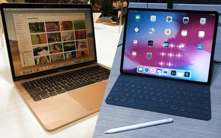 Smart Keyboard Folio со встроенным трекпадом: Apple превращает iPad в ноутбук?