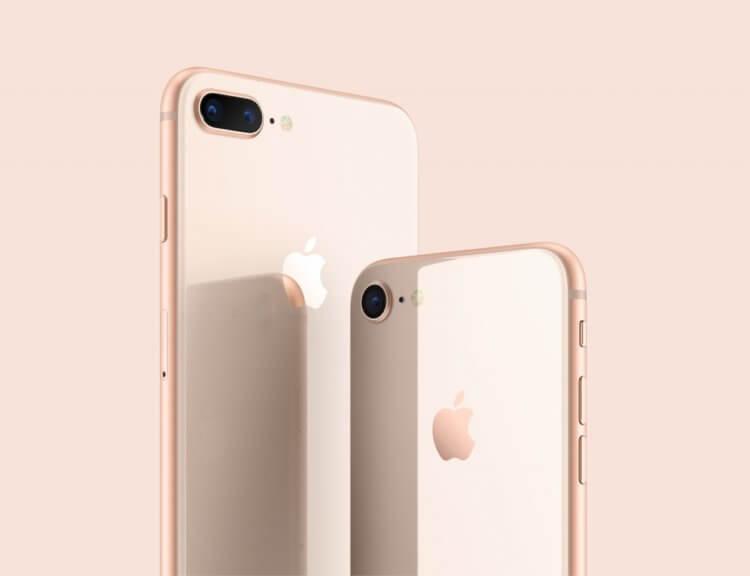 Apple может представить вместе с iPhone 9 еще и iPhone 9 Plus