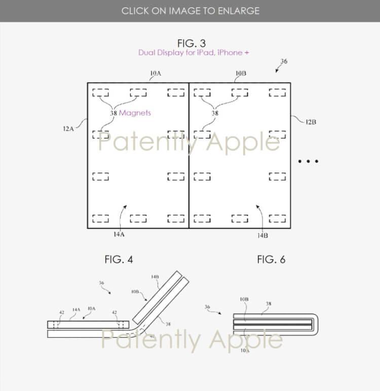 Когда выйдут сгибаемые iPhone и iPad и Touch Bar в трекпаде?