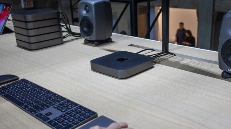 Apple выпустила Mac mini с увеличенным объёмом памяти и увеличила его цену