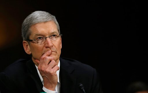 Apple закрыла магазины во всех странах, кроме Китая