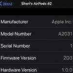 Apple рассылает на замену AirPods с нерабочей прошивкой