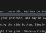 В iOS 13.4.5 нашли упоминание iPhone 9: у него будет Touch ID