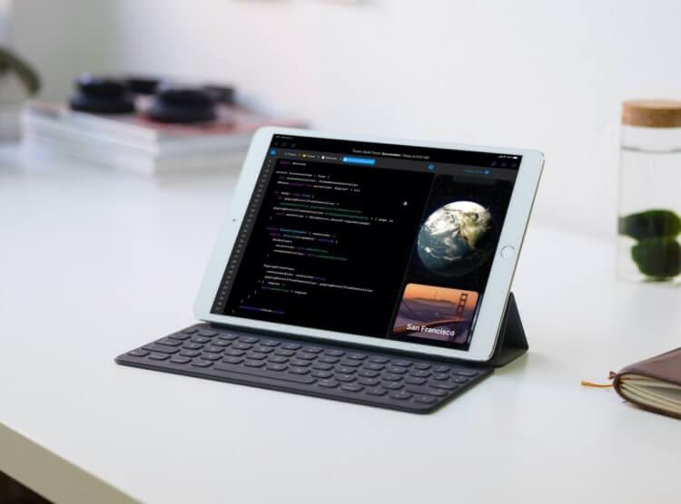 Apple выпустит Xcode для iPad вместе с iOS 14